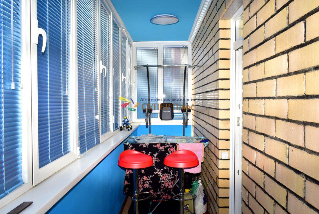 Гостинная комната - Лоджия