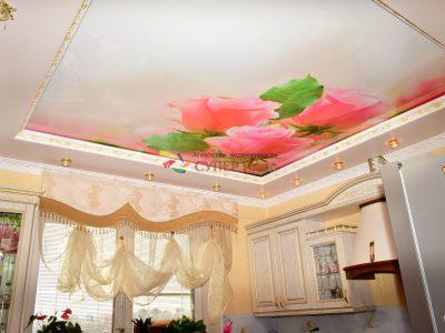 Кухня - Потолок