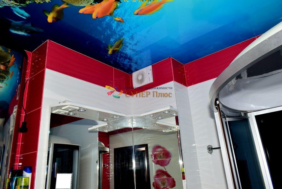 Ванная комната - Потолок