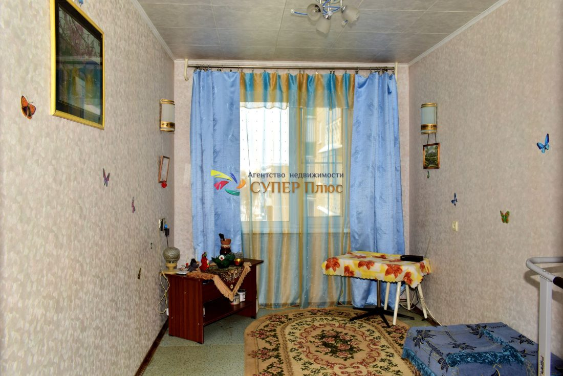 Продается 4 комнатная квартира ул. К