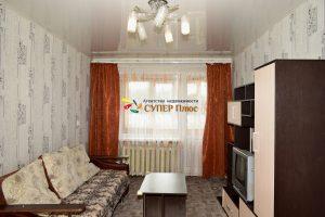 Продается 1 комнатная квартира ул. Бажова, 76А