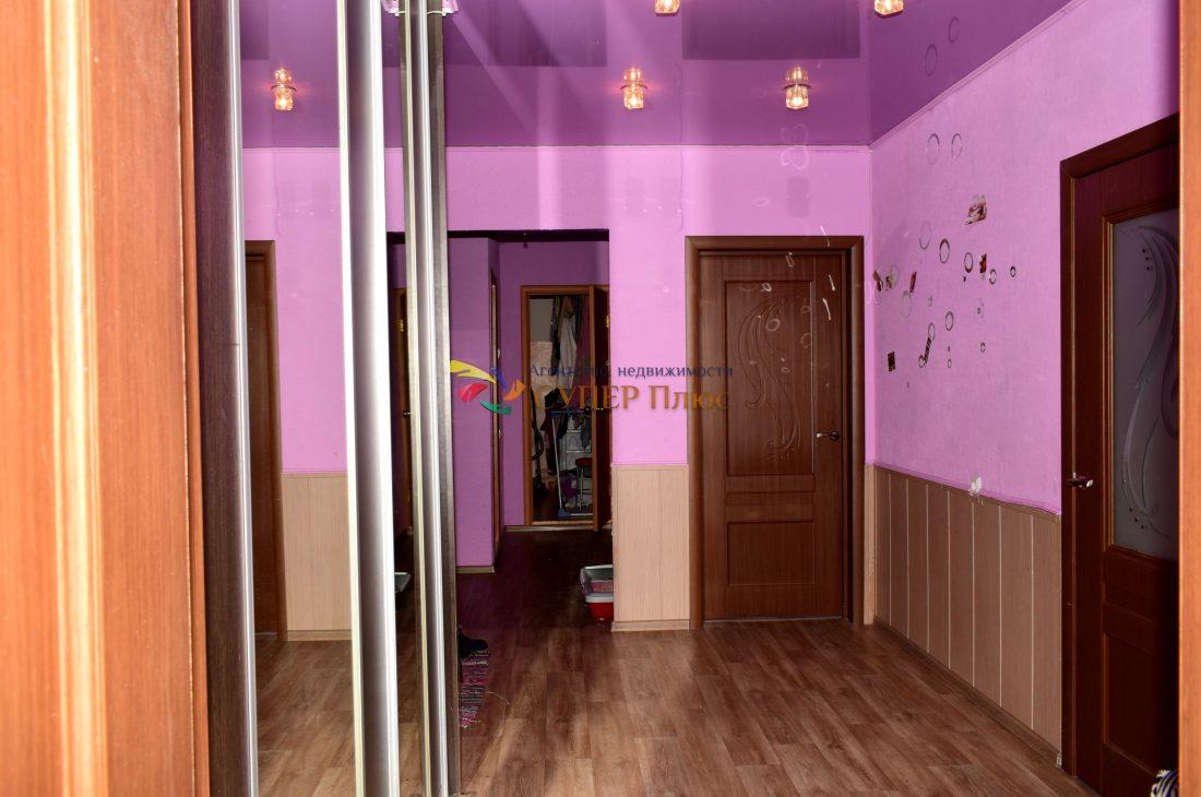 Продается 3 комнатная квартира ул. Трашутина, 9. АН СУПЕР Плюс
