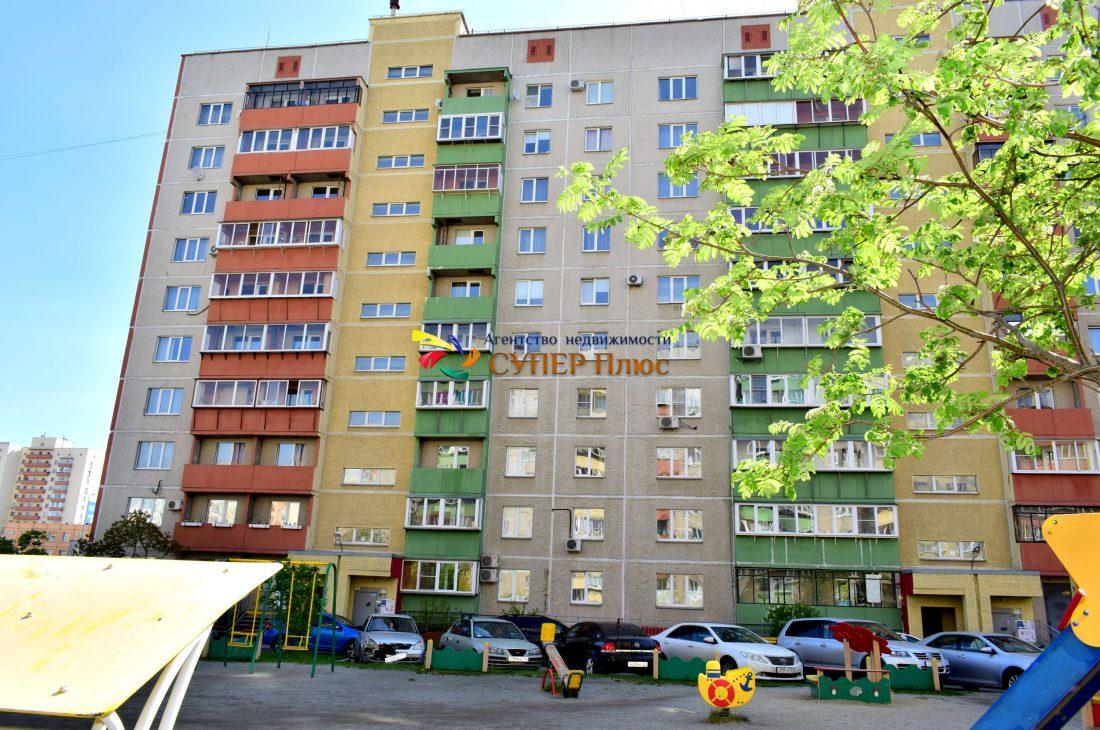 Продается 1 комнатная квартира ул. Академика Королева, 20 АН СУПЕР Плюс